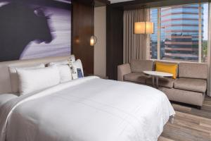 Room with One King Bed or Two Double Beds