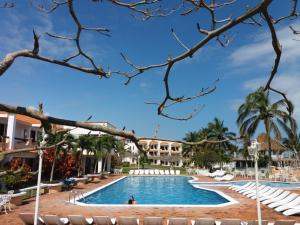 Hotel Torre Molino, Hotels  Monte Gordo - big - 19