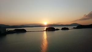 Shodoshima Grand Hotel Suimei, Hotely  Tonosho - big - 21