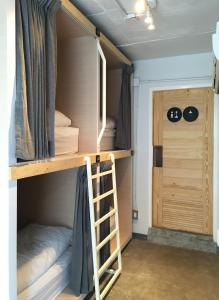 Capsule in 4-Capsule Bed Mixed Dormitory Room with Private Bathroom