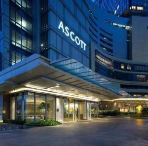 Ascott Kuningan Jakarta, Apartmánové hotely  Jakarta - big - 1
