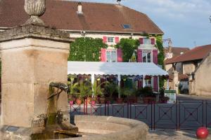 Logis Auberge de la Fontaine
