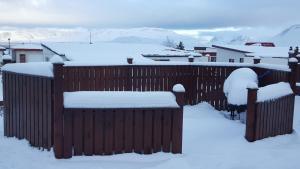 JF Comfy Stay, Appartamenti  Grundarfjordur - big - 7