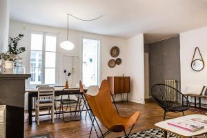 Cheverus, Apartmány  Bordeaux - big - 7