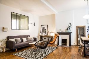 Cheverus, Apartmány  Bordeaux - big - 10