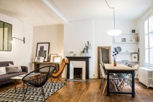 Cheverus, Apartmány  Bordeaux - big - 11