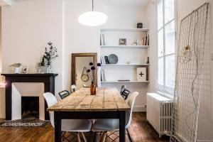 Cheverus, Apartmány  Bordeaux - big - 12