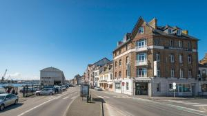 Hotel Aubade, Hotels  Saint-Malo - big - 39