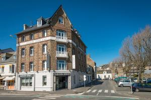 Hotel Aubade, Hotels  Saint-Malo - big - 35