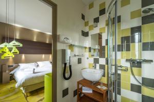 Hotel Aubade, Отели  Сен-Мало - big - 34