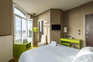 Hotel Aubade, Отели  Сен-Мало - big - 33