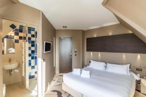 Hotel Aubade, Отели  Сен-Мало - big - 32