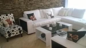 Villa Bellerose, Case vacanze  Bozhurets - big - 75