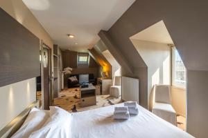 Hotel Aubade, Hotels  Saint Malo - big - 16