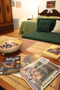 Vratnik Mahala Apartment, Appartamenti  Sarajevo - big - 28