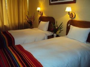 Hotel Wiracocha Inn, Hotel  Machu Picchu - big - 8