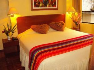 Hotel Wiracocha Inn, Hotel  Machu Picchu - big - 7