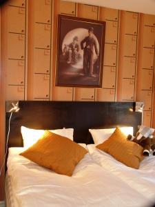 Hotel Maria - Sweden Hotels, Hotely  Helsingborg - big - 12