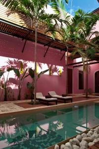 Rosas & Xocolate Boutique Hotel+Spa, Hotely  Mérida - big - 20