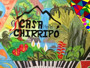 Hostel Casa Chirripo, Penzióny  Herradura - big - 49