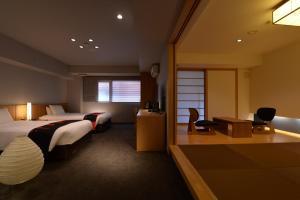 Suite with Tatami Area (WA) - Non-Smoking