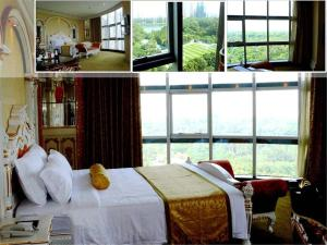 Kingstyle Guansheng Hotel, Hotely  Kanton - big - 4