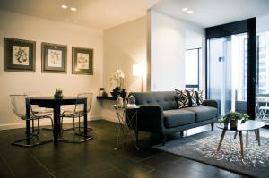 Mono Apartments on Elm, Apartmanok  Melbourne - big - 4