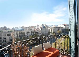 You Stylish The Most Luxury Apartment, Ferienwohnungen  Barcelona - big - 45