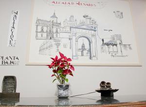 Ciudad de Alcala, Hotels  Alcalá de Henares - big - 55