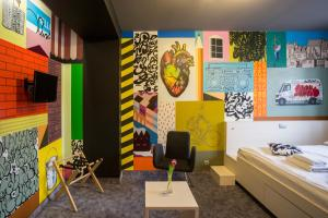 The Invisible Hotel — Urban Flashbacks