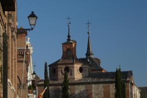 Ciudad de Alcala, Hotels  Alcalá de Henares - big - 31