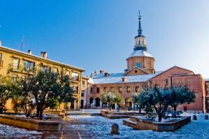Ciudad de Alcala, Hotels  Alcalá de Henares - big - 24