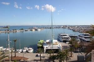 Hostal Brisa Marina, Penziony  Port d'Alcúdia - big - 13