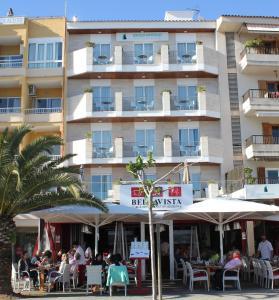 Hostal Brisa Marina, Penziony  Port d'Alcúdia - big - 36