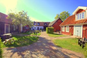 Eksgården Krog & Rum, Pensionen  Färjestaden - big - 14