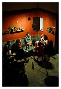 La Lechuza Hostel, Hostely  Rosario - big - 44