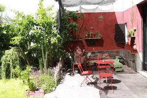 La Lechuza Hostel, Hostely  Rosario - big - 43