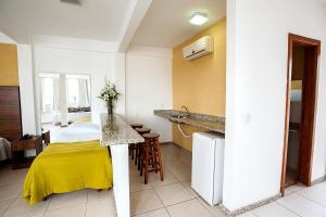 Flat Caiçara, Aparthotels  Cabo Frio - big - 6