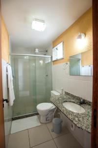 Flat Caiçara, Aparthotels  Cabo Frio - big - 12