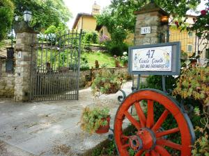 Casale Ginette, Hétvégi házak  Incisa in Valdarno - big - 1