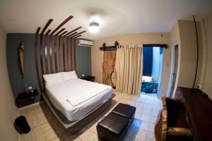 Pachamama Managua, Hostelek  Managua - big - 41
