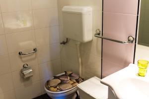 Apartment Stancija Rosello, Appartamenti  Novigrad Istria - big - 36