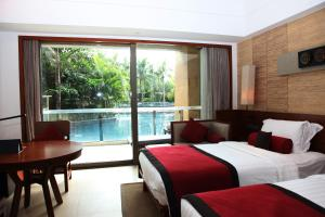 Pullman Oceanview Sanya Bay Resort & Spa, Hotels  Sanya - big - 19