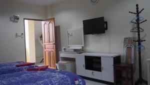 Penhouse Hotel Pattaya, Hotely  Pattaya South - big - 6