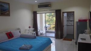 Penhouse Hotel Pattaya, Hotely  Pattaya South - big - 9