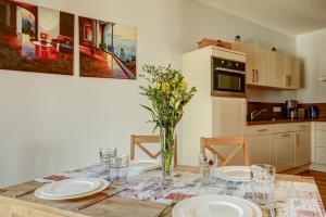 Ferienwohnungen Strandvilla Börgerende, Apartments  Börgerende-Rethwisch - big - 19