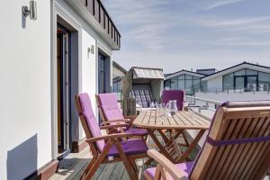 Ferienwohnungen Strandvilla Börgerende, Appartamenti  Börgerende-Rethwisch - big - 5
