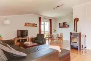 Ferienwohnungen Strandvilla Börgerende, Apartments  Börgerende-Rethwisch - big - 69