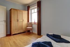 Ferienwohnungen Strandvilla Börgerende, Appartamenti  Börgerende-Rethwisch - big - 17
