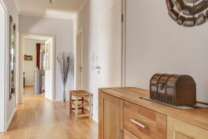Ferienwohnungen Strandvilla Börgerende, Appartamenti  Börgerende-Rethwisch - big - 54